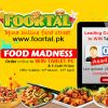 Foortal Food Madness Competition