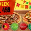it's PIZZA WEEK!