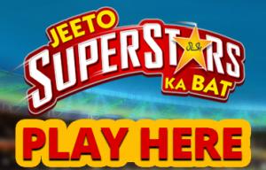 Jeeto Superstars Ka Bat