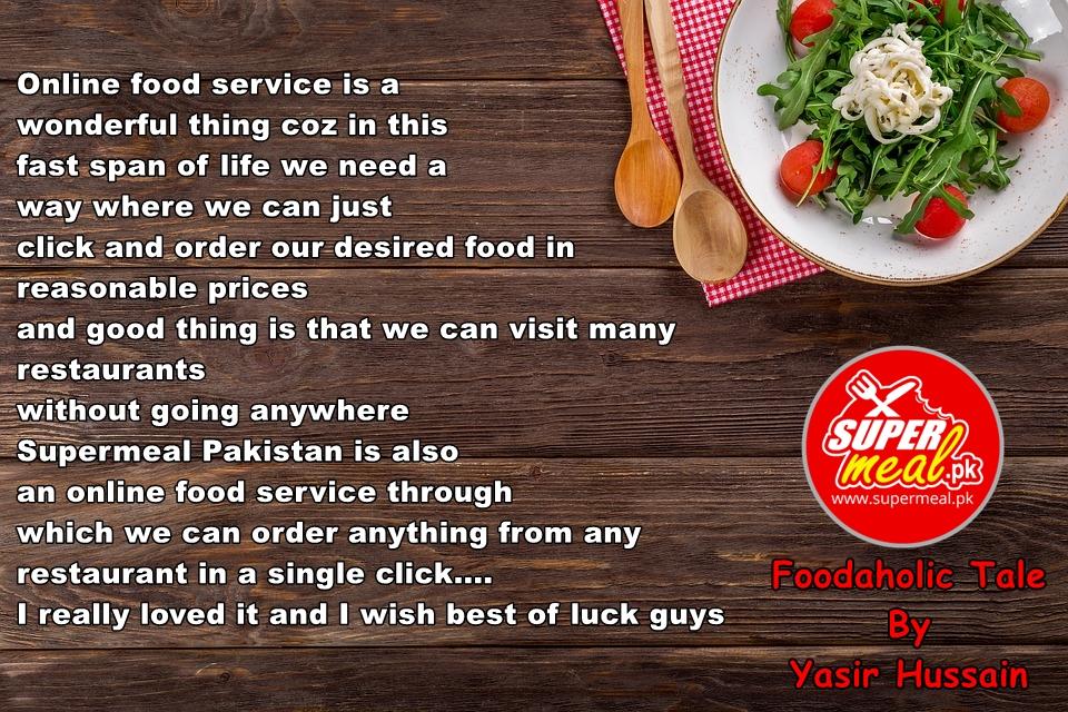 Foodaholic Tale 5