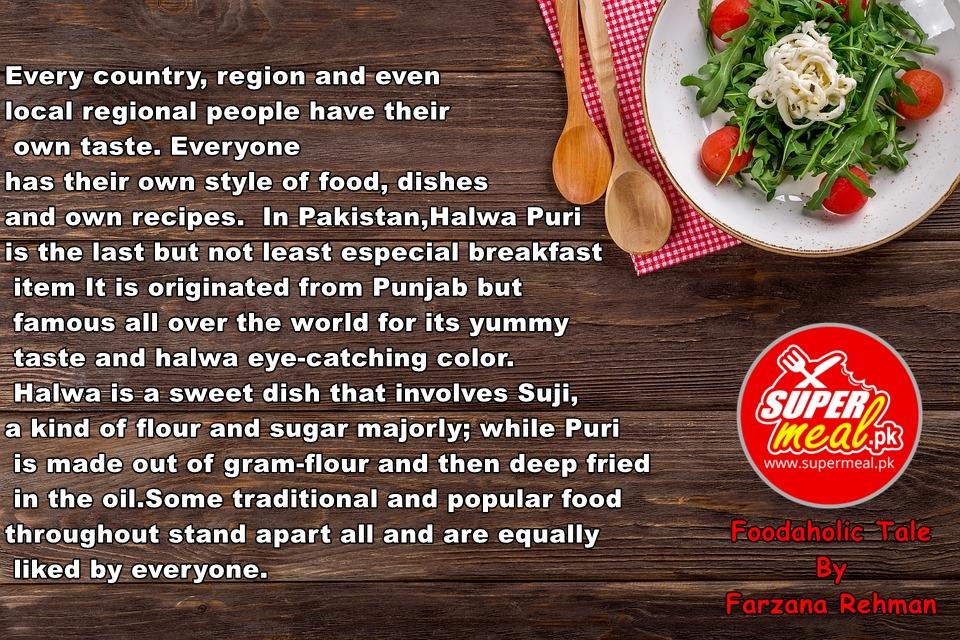 Foodaholic Tale 6
